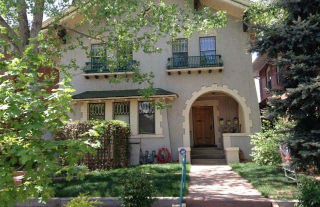 1019 Clarkson Street, #5 - 1019 South Clarkson Street, Denver, CO 80209