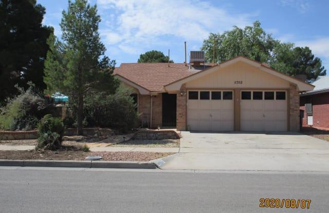11352 DAVID CARRASCO Drive - 11352 David Carrasco Drive, El Paso, TX 79936