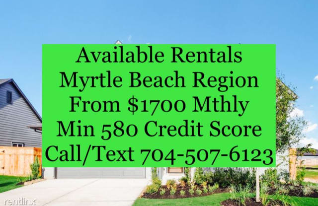 831 River Oaks Dr - 831 River Oaks Drive, Horry County, SC 29579