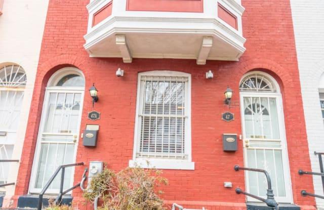 47 BATES STREET NW - 47 Bates Street Northwest, Washington, DC 20001