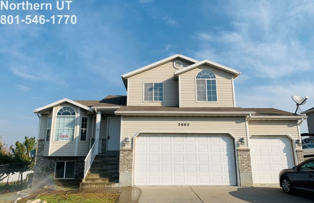 2662 WEST 4100 SOUTH - 2662 West 4100 South, Roy, UT 84067