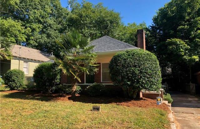 1772 Hosea L Williams Drive NE - 1772 Hosea L Williams Drive Southeast, Atlanta, GA 30317