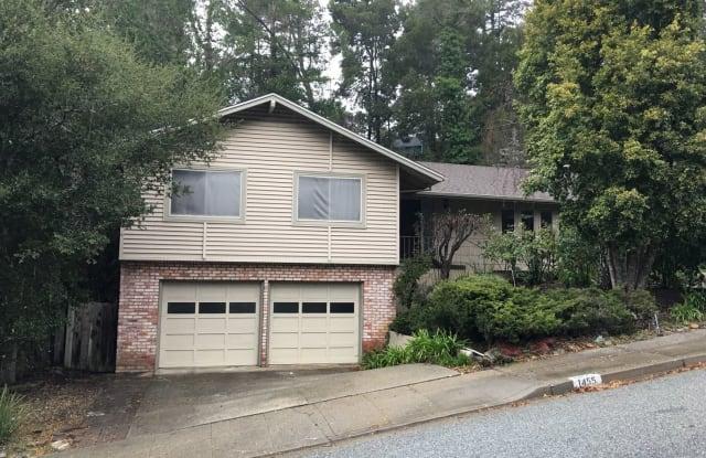 1455 Ascension - 1455 Ascension Drive, Highlands-Baywood Park, CA 94402