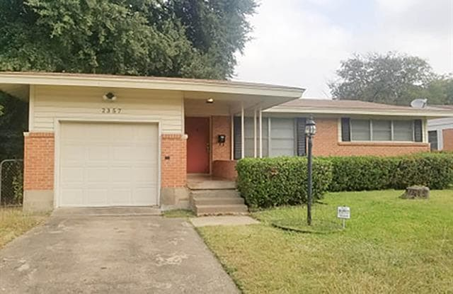 2357 Highwood Drive - 2357 Highwood Drive, Dallas, TX 75228