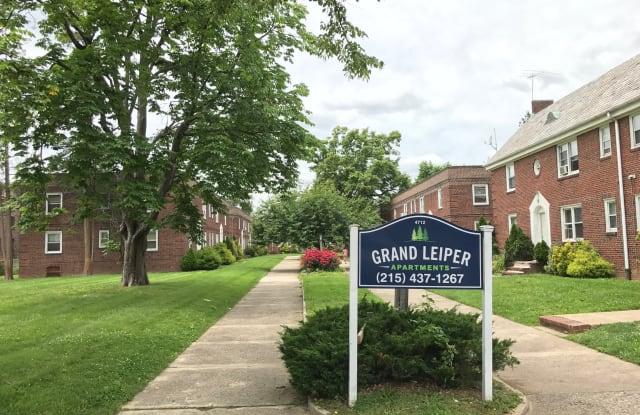 Grand Leiper - 4712 Leiper Street, Philadelphia, PA 19124