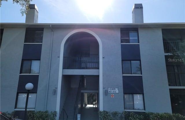 13309 WHISPERING PALMS PLACE SW - 13309 Whispering Palms Place Southwest, Largo, FL 33774