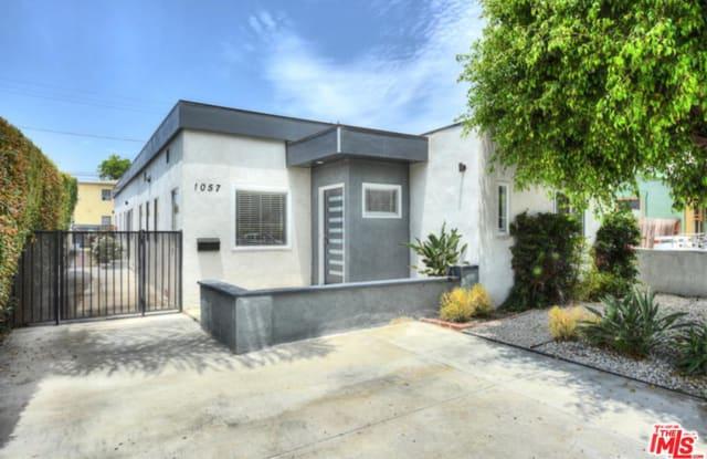 1057 PALMS - 1057 Palms Boulevard, Los Angeles, CA 90291