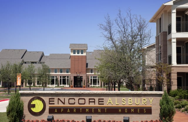 Encore Alsbury - 1350 Southwest Alsbury Blvd, Burleson, TX 76028