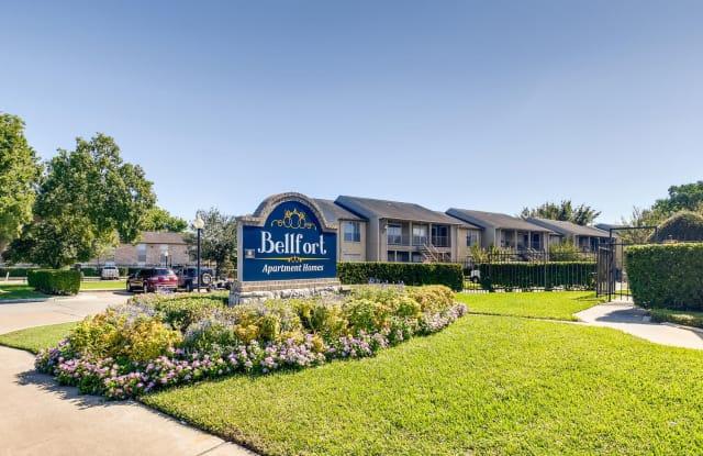 The Bellfort - 7950 Bellfort St, Houston, TX 77061