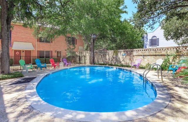 New England Village Apartments - 130 Melrose Pl, San Antonio, TX 78212