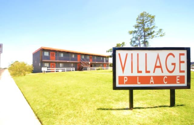 Village Place - 1220 Adams Ave, Odessa, TX 79761