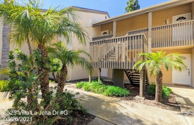 8525 Villa La Jolla Drive  Apt. #G - 8525 Villa La Jolla Drive, San Diego, CA 92037