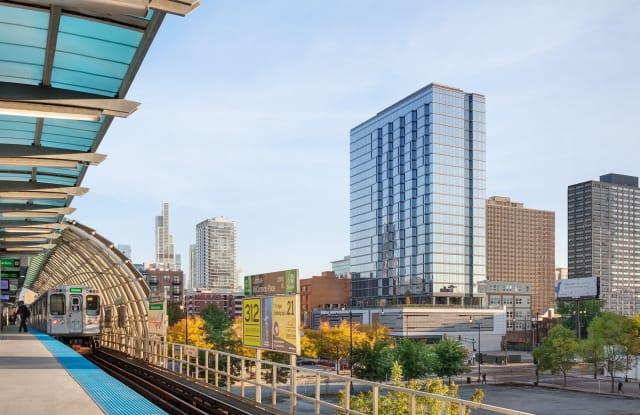Aspire Residences - 2111 South Wabash Avenue, Chicago, IL 60616
