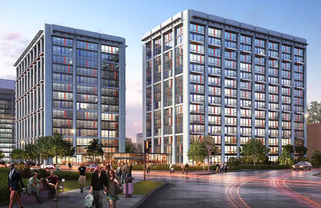 Park + Ford Apartments - 4401 Ford Avenue, Alexandria, VA 22302