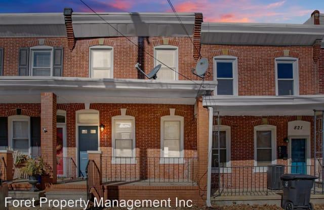 819 N DuPont St - 819 North Dupont Street, Wilmington, DE 19805