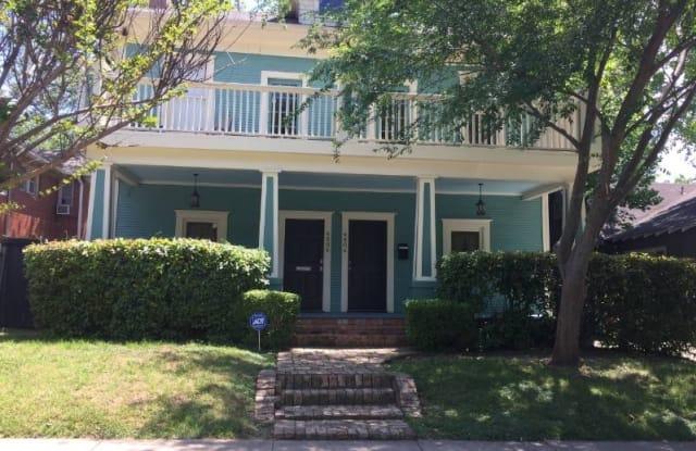 4804 Junius St - 4804 Junius Street, Dallas, TX 75246