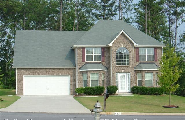 4202 Fortune Point - 4202 Fortune Point, Fulton County, GA 30349