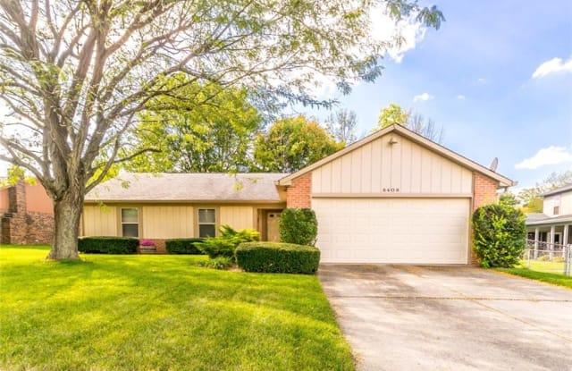 8408 CHITTIMWOOD Drive - 8408 Chittimwood Drive, Indianapolis, IN 46227