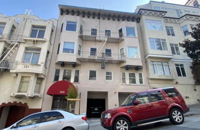 1420 Jones St. - 1420 Jones Street, San Francisco, CA 94108