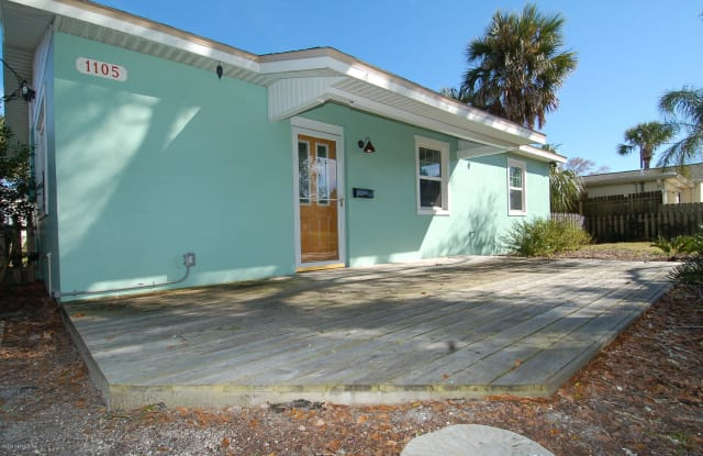 1105 10TH ST N - 1105 North 10th Street, Jacksonville Beach, FL 32250