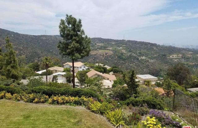 2546 WESTRIDGE Road - 2546 N Westridge Road, Los Angeles, CA 90049