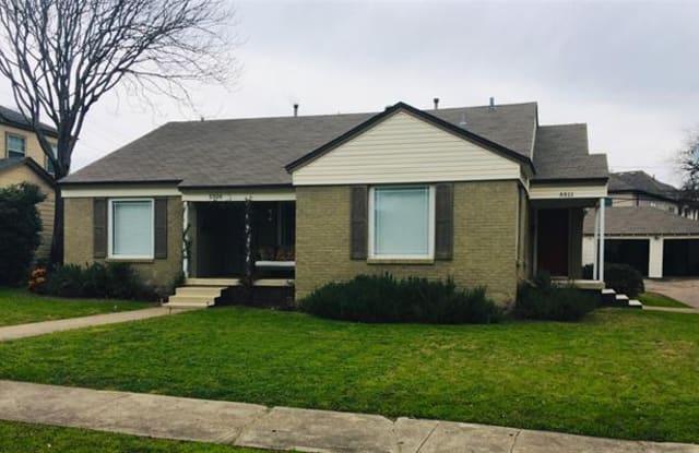 5509 Martel Avenue - 5509 Martel Avenue, Dallas, TX 75206