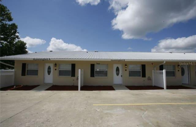 111 HUMMINGBIRD STREET - 111 Hummingbird Street, Deltona, FL 32725