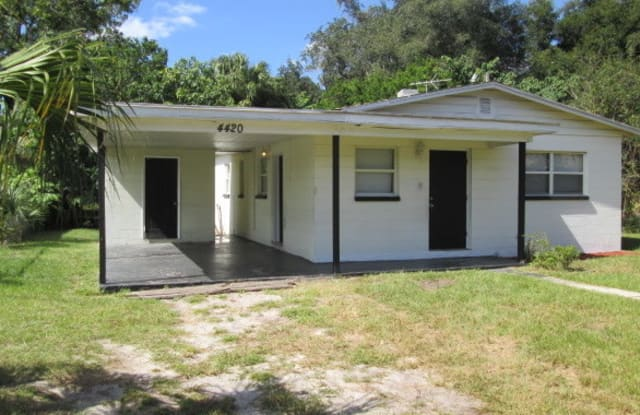 4420 Booker T Dr - 4420 Booker T Drive, Tampa, FL 33610