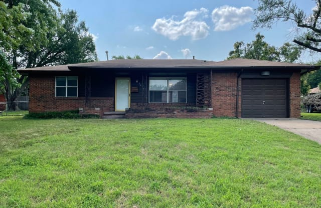 2417 N Towry Dr. - 2417 North Towry Drive, Midwest City, OK 73110