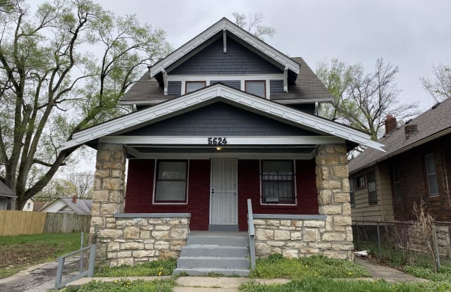 5624 Olive St - 5624 Olive Street, Kansas City, MO 64130