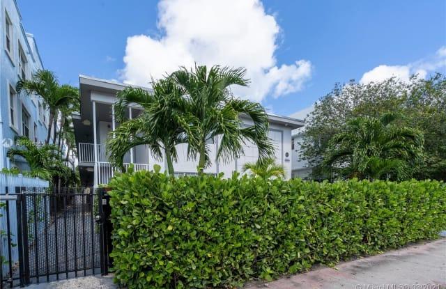 1348 Drexel Ave - 1348 Drexel Avenue, Miami Beach, FL 33139