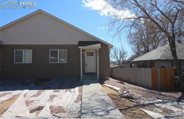 941 E Moreno Avenue - 941 East Moreno Avenue, Colorado Springs, CO 80903