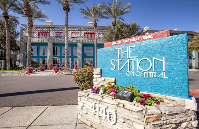 The Station on Central - 4140 N Central Ave, Phoenix, AZ 85012
