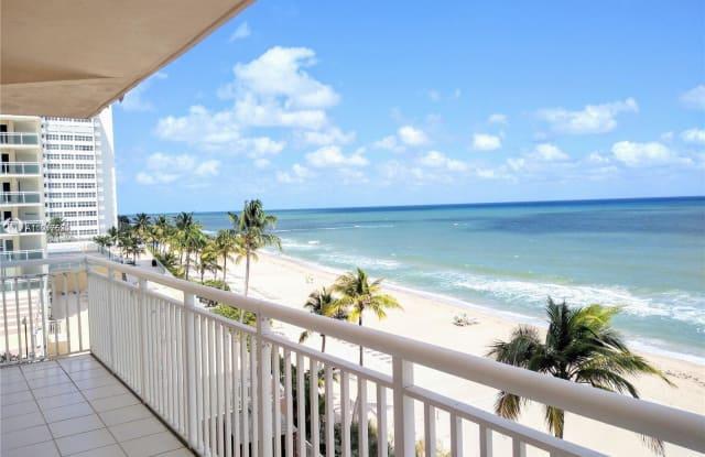 3850 Galt Ocean Dr - 3850 Galt Ocean Drive, Fort Lauderdale, FL 33308