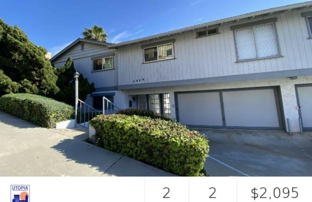 5949 Mildred Street  #1 - 5949 Mildred Street, San Diego, CA 92110