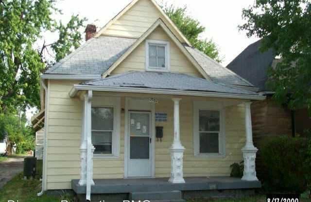 1502 Lawton Avenue - 1502 Lawton Avenue, Indianapolis, IN 46203