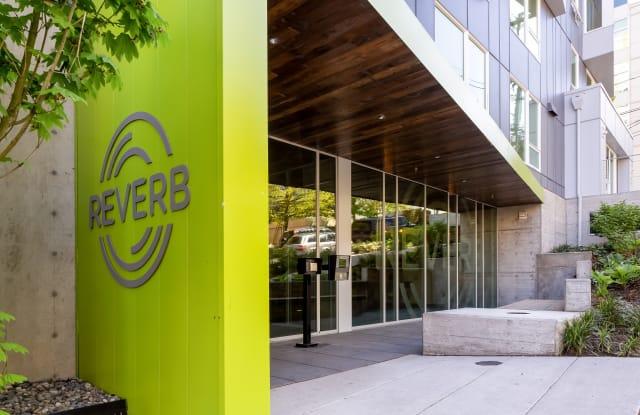 Reverb - 1023 East Alder Street, Seattle, WA 98122