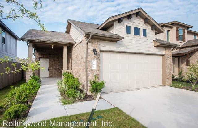 241 Lambert Street - 241 Lambert St, Travis County, TX 78641