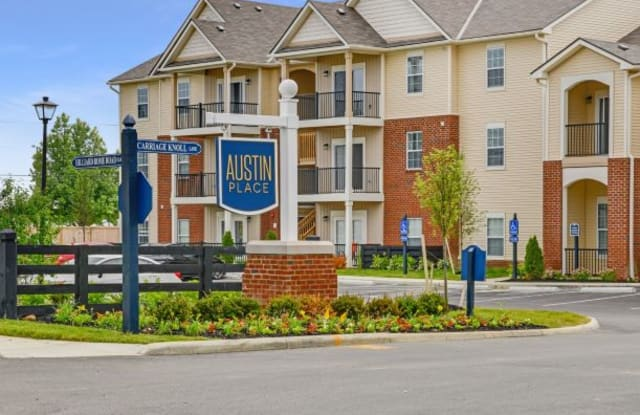 Austin Place Apartments - 1108 Carriage Knoll Ln, Columbus, OH 43228