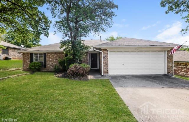 4303 Spring Hill Lane - 4303 Spring Hill Lane, Arlington, TX 76016