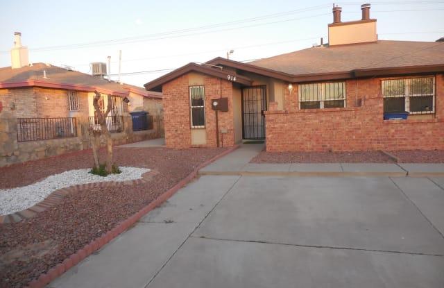 914 MONTERA Road - 914 Montera Road, El Paso, TX 79907