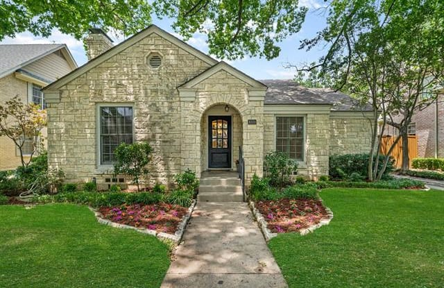4320 Amherst Avenue - 4320 Amherst Avenue, University Park, TX 75225