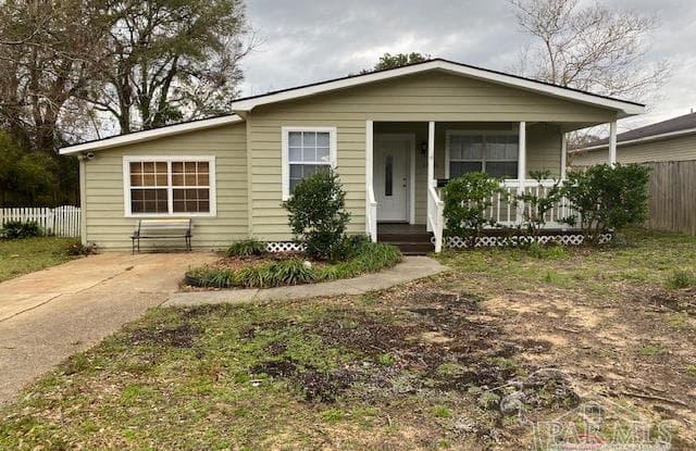 1405 WATSON AVE - 1405 Watson Avenue, Pensacola, FL 32503