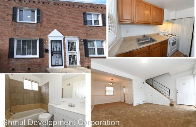 3823 26th Ave - 3823 26th Avenue, Hillcrest Heights, MD 20748