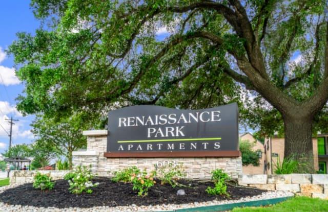 Renaissance Park - 603 Southwest Parkway, College Station, TX 77840