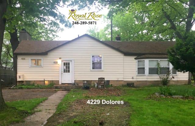 4229 Dolores Ave - 4229 Dolores Avenue, Warren, MI 48091