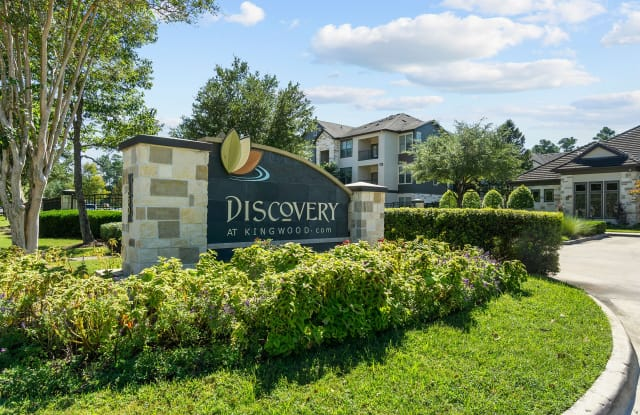 Discovery at Kingwood - 150 Northpark Plaza Dr, Humble, TX 77339
