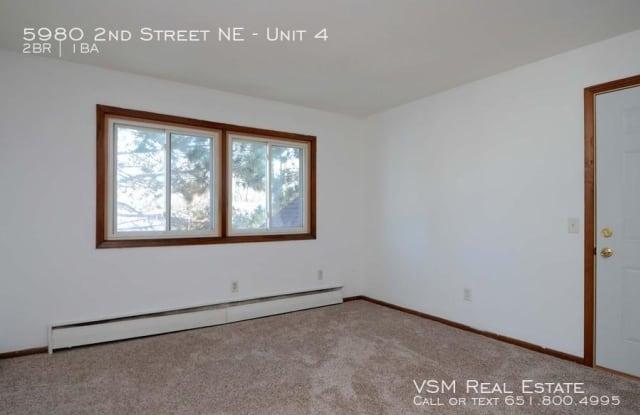 5980 2nd Street NE - 5980 2nd Street Northeast, Fridley, MN 55432