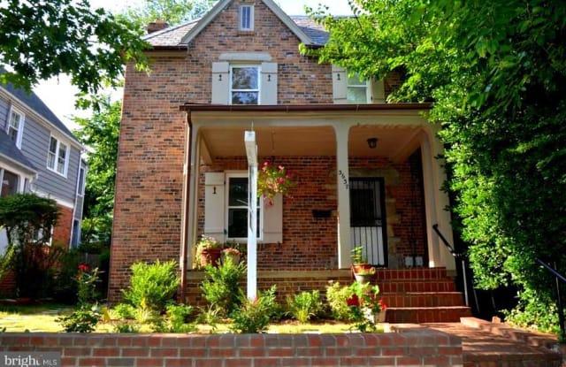 3637 WARREN STREET NW - 3637 Warren Street Northwest, Washington, DC 20008
