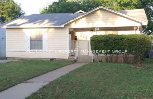 3308 Ryan Avenue - 3308 Ryan Avenue, Fort Worth, TX 76110